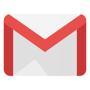 This image has an empty alt attribute; its file name is gmail-300x300.png